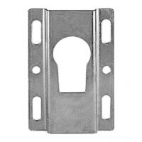 Heavy Duty Zinc Plated Bezel Bridge Plate